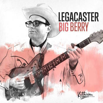 Legacaster - Big Berry ( Ltd Ep )
